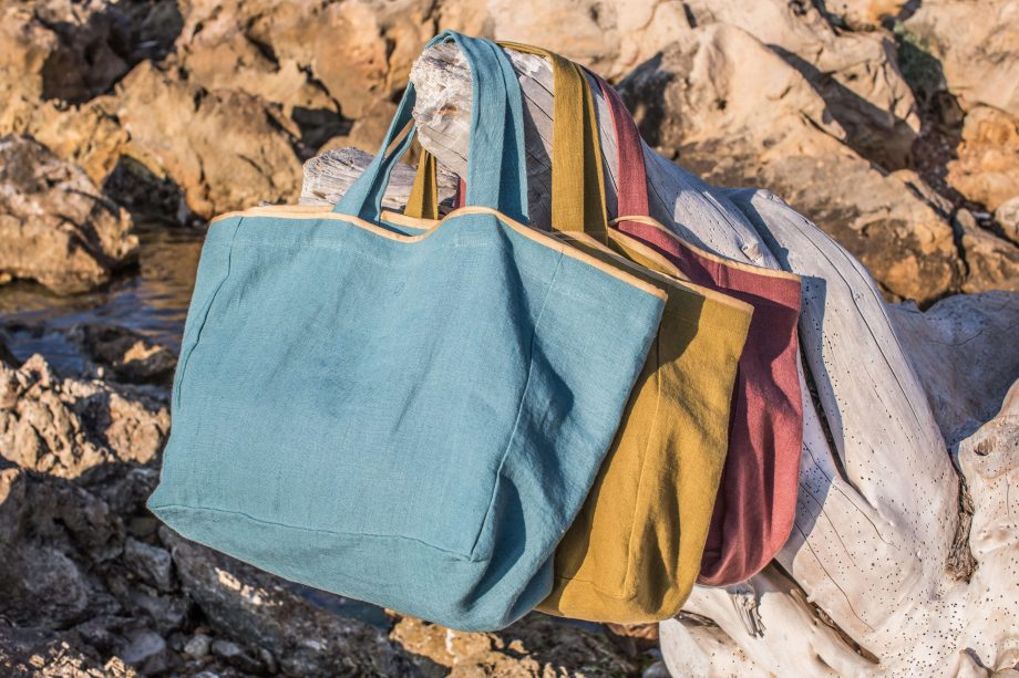 Laurence Carroy Collection édition limitée 2021 — sac cabas — 3 coloris